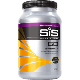 SiS GO Energy Drink Tub 1,6kg, Blackcurrant